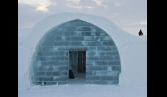 Ice palace: Sweden builds 23rd annual Icehotel