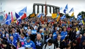Scottish independence issue reminiscent of solidarity