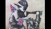 Weird coincidence: Stolen Banksy mural shows up at US auction for $500,000