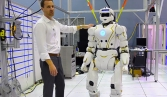 NASA unveils 6-foot-tall humanoid robot