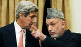 US \'drops\' Afghan troop issue with Karzai, waits for successor